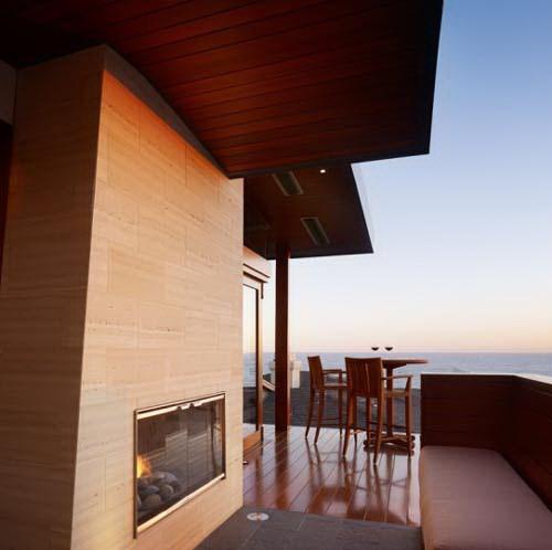 Phối kết kính gỗ trong thiết kế nội thất đẹp. Ảnh 07