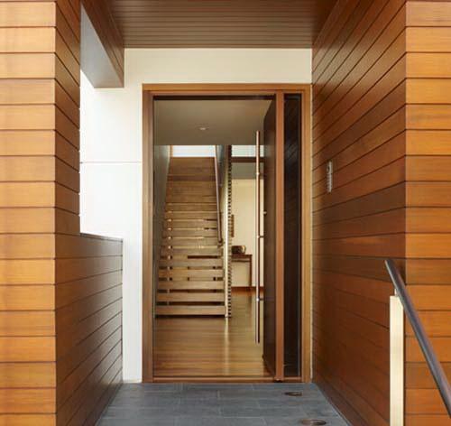 Phối kết kính gỗ trong thiết kế nội thất đẹp. Ảnh 08