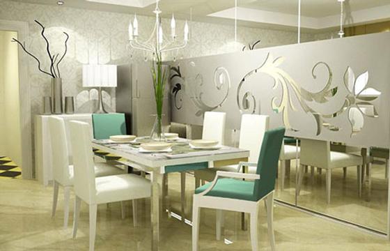 Một số mẫu phòng ăn tuyệt đẹp cho nhà đẹp - hình ảnh 1