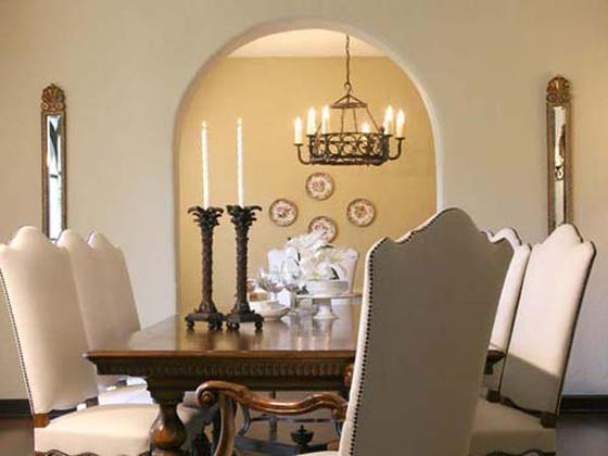 Mẫu phòng ăn nhà đẹp - 04