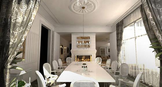 Mẫu phòng ăn nhà đẹp - 08
