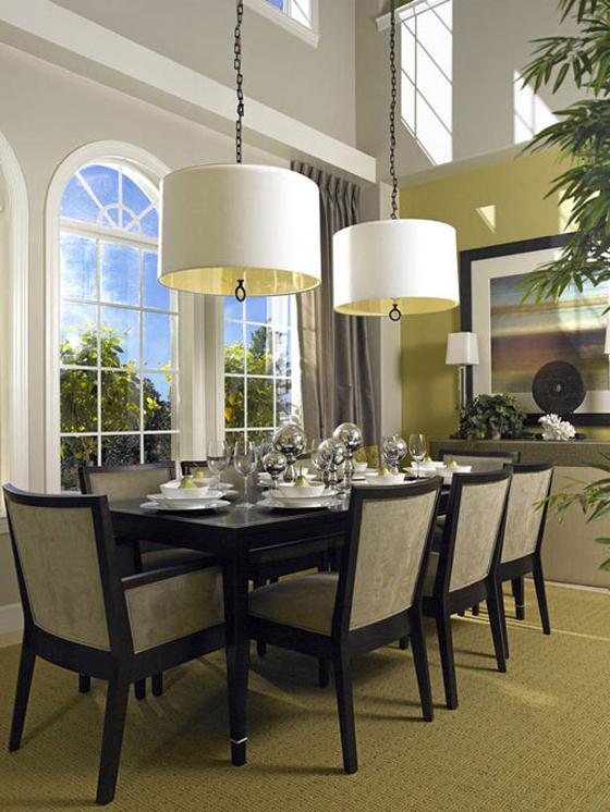 Mẫu phòng ăn nhà đẹp - 06
