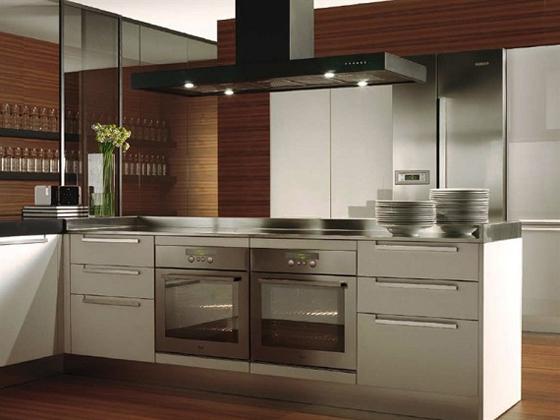 Mẫu tủ bếp cho không gian nhà đẹp -04