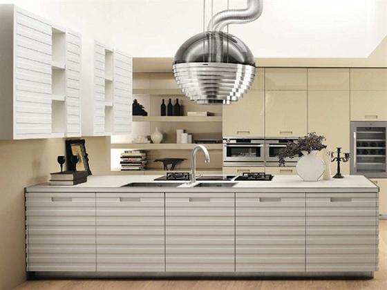 Mẫu tủ bếp cho không gian nhà đẹp -07