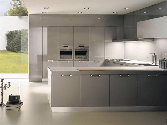 Mẫu tủ bếp cho không gian nhà đẹp -08
