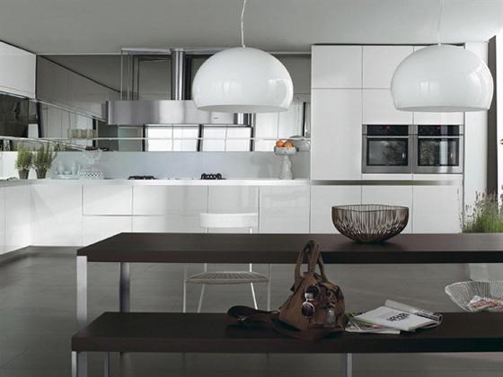 Mẫu tủ bếp cho không gian nhà đẹp -14