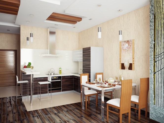 Mẫu phòng ăn nhà đẹp - 14