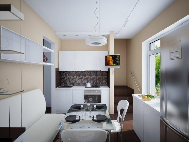 Mẫu phòng ăn nhà đẹp - 15