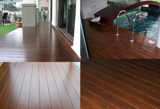 Sàn gỗ công nghiệp - Ảnh 01
