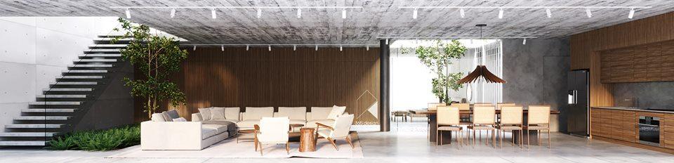 Thiết kế biệt thự 2 tầng đẹp như resort tại Đan Phượng 4