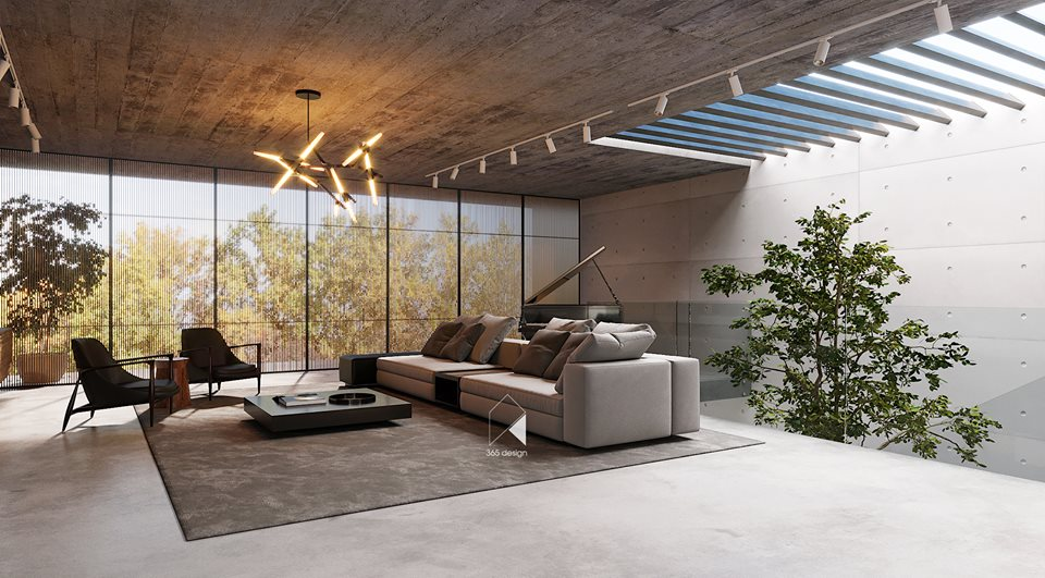 Thiết kế biệt thự 2 tầng đẹp như resort tại Đan Phượng 7