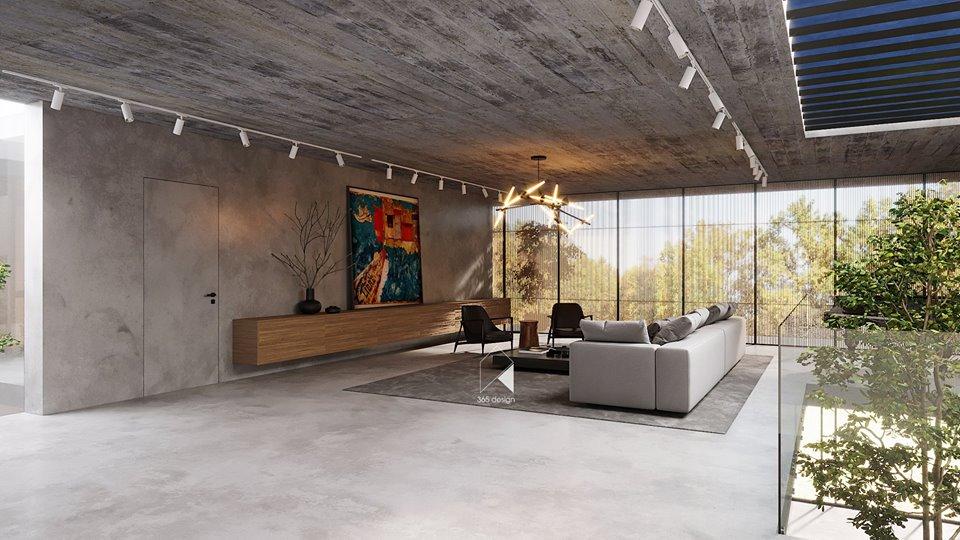Thiết kế biệt thự 2 tầng đẹp như resort tại Đan Phượng 8