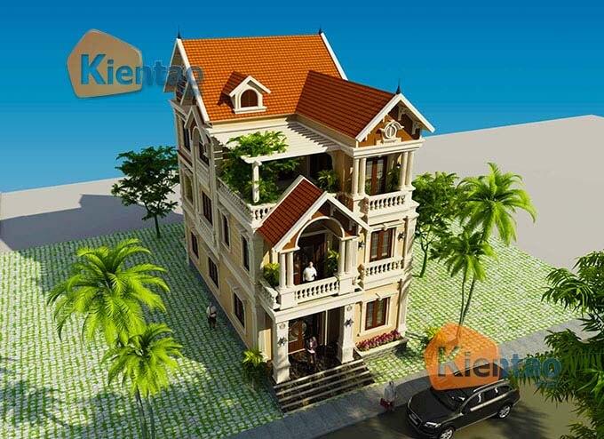 Thiết kế nhà đẹp tại Hải Dương