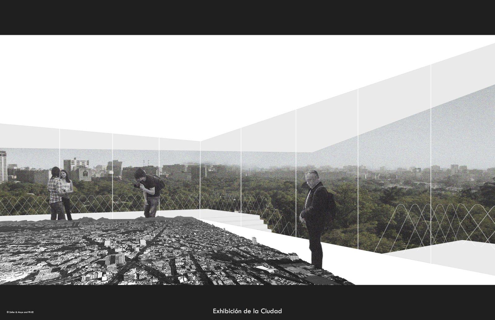 Thiết kế cho tòa nhà mới ở mexico 5