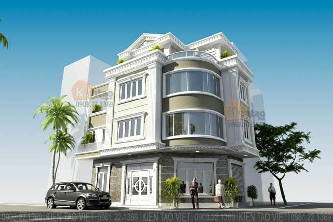 Thiết kế nhà phố tại Hải Dương