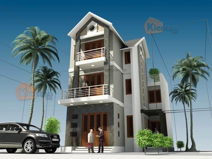 Thiết kế nhà tại Hà Nam