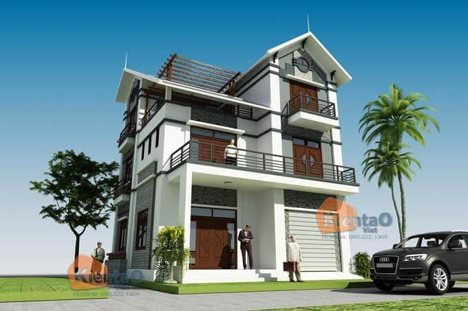 Thiết kế nhà tại Hải Dương
