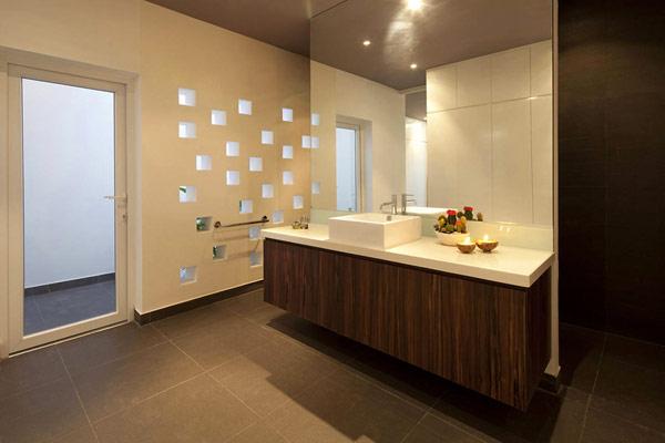 Thiết kế nội thất đẹp kết hợp không gian xanh. Ảnh 06
