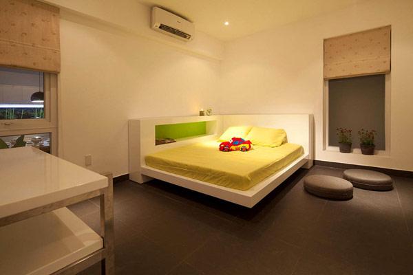 Thiết kế nội thất đẹp kết hợp không gian xanh. Ảnh 09