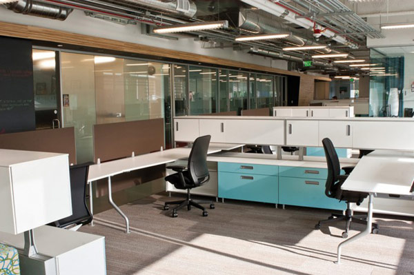 Thiết kế nội thất đẹp văn phòng làm việc Youtube. Ảnh 01