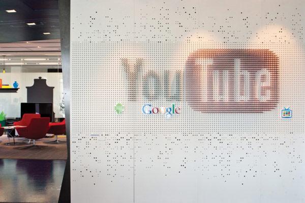 Thiết kế nội thất đẹp văn phòng làm việc Youtube. Ảnh 02