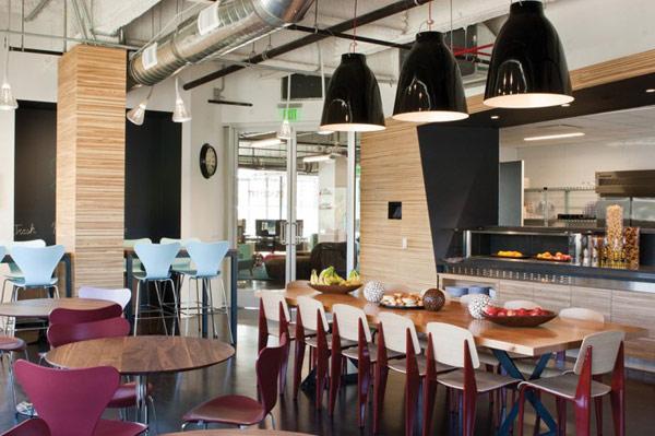 Thiết kế nội thất đẹp văn phòng làm việc Youtube. Ảnh 03