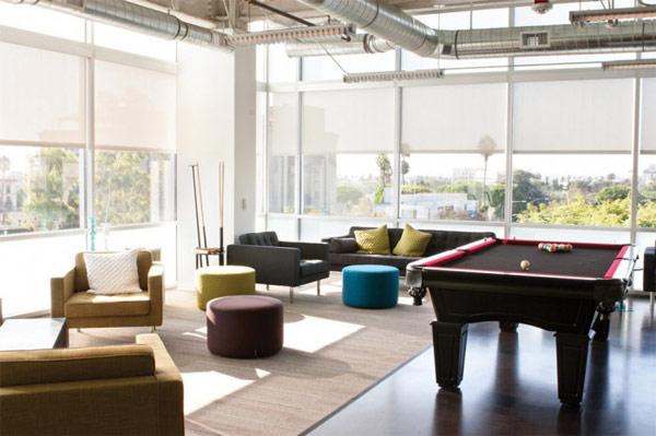 Thiết kế nội thất đẹp văn phòng làm việc Youtube. Ảnh 04
