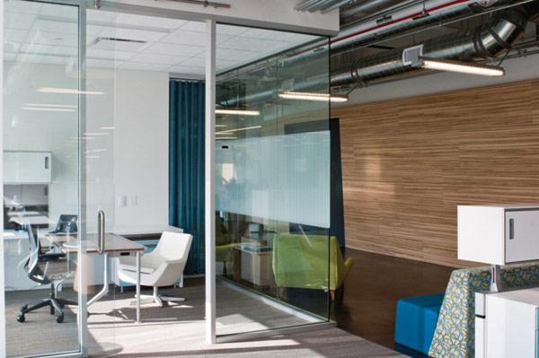 Thiết kế nội thất đẹp văn phòng làm việc Youtube. Ảnh 08