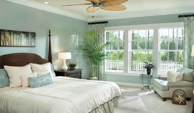Thiết kế nội thất cho phòng ngủ nhà ống