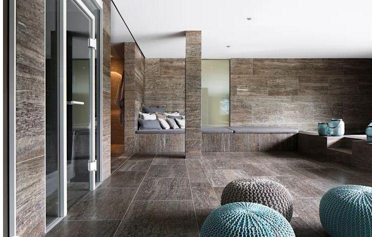 Vật liệu tường độc đáo thay thế gạch nhàm chán. 5