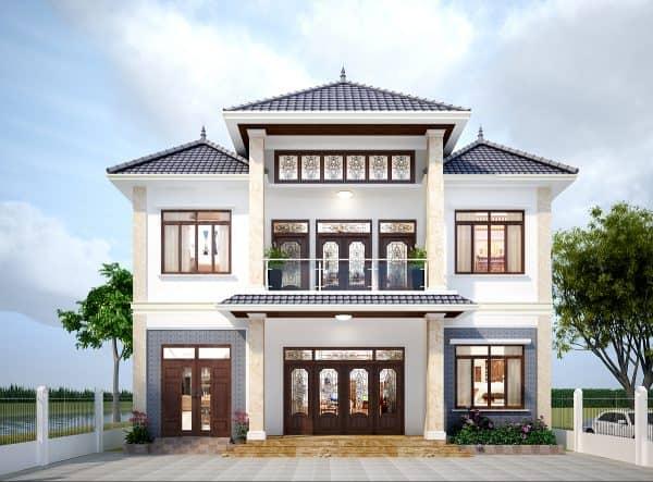 Thiết kế mang đậm nét văn hóa châu Á với kiến trúc Nhật Bản
